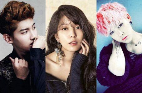 I Love K-Pop. 5 Alasan Sebab Minat Artis Korea