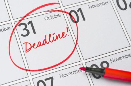 Deadline Dah Dekat, Assignment Tak Siap Lagi! Any Tips?