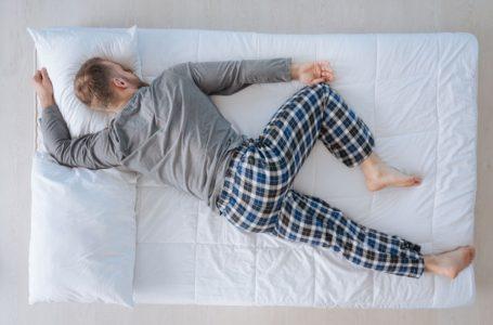 Kenali Personaliti Berdasarkan Posisi Ketika Tidur