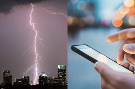 Bahaya! Guna Telefon Masa Ribut Petir Boleh Sebabkan Risiko Hingga Ragut Nyawa