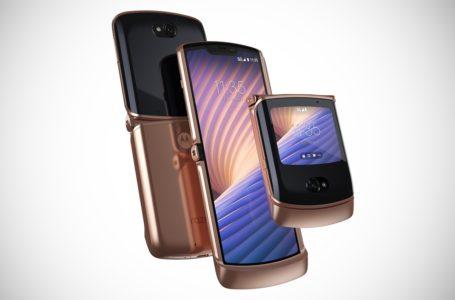 Motorola Kembali Lagi Dengan Model 5G Boleh Lipat