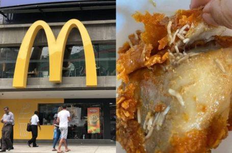 Sebar Fitnah Ayam Berulat, McDonald's Bakal Ambil Tindakan Undang-Undang