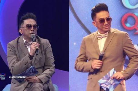 Lama Sepi, Comeback Diva AA Jadi Host Buat Peminat Teruja