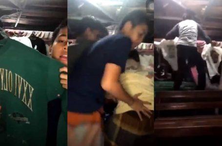 Sakan Promote Dalam Live, Seller Bundle Berterabur Lari Bila Nampak Polis