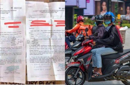 Buka Mask Sebab Nak Minum Air, 2 Lelaki Kena Denda RM1,000?