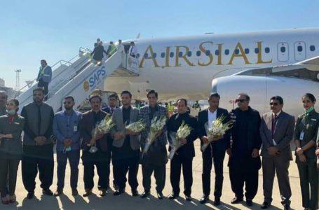 AirSial Dari Pakistan Melancarkan Syarikat Penerbangan Baru2 Ini