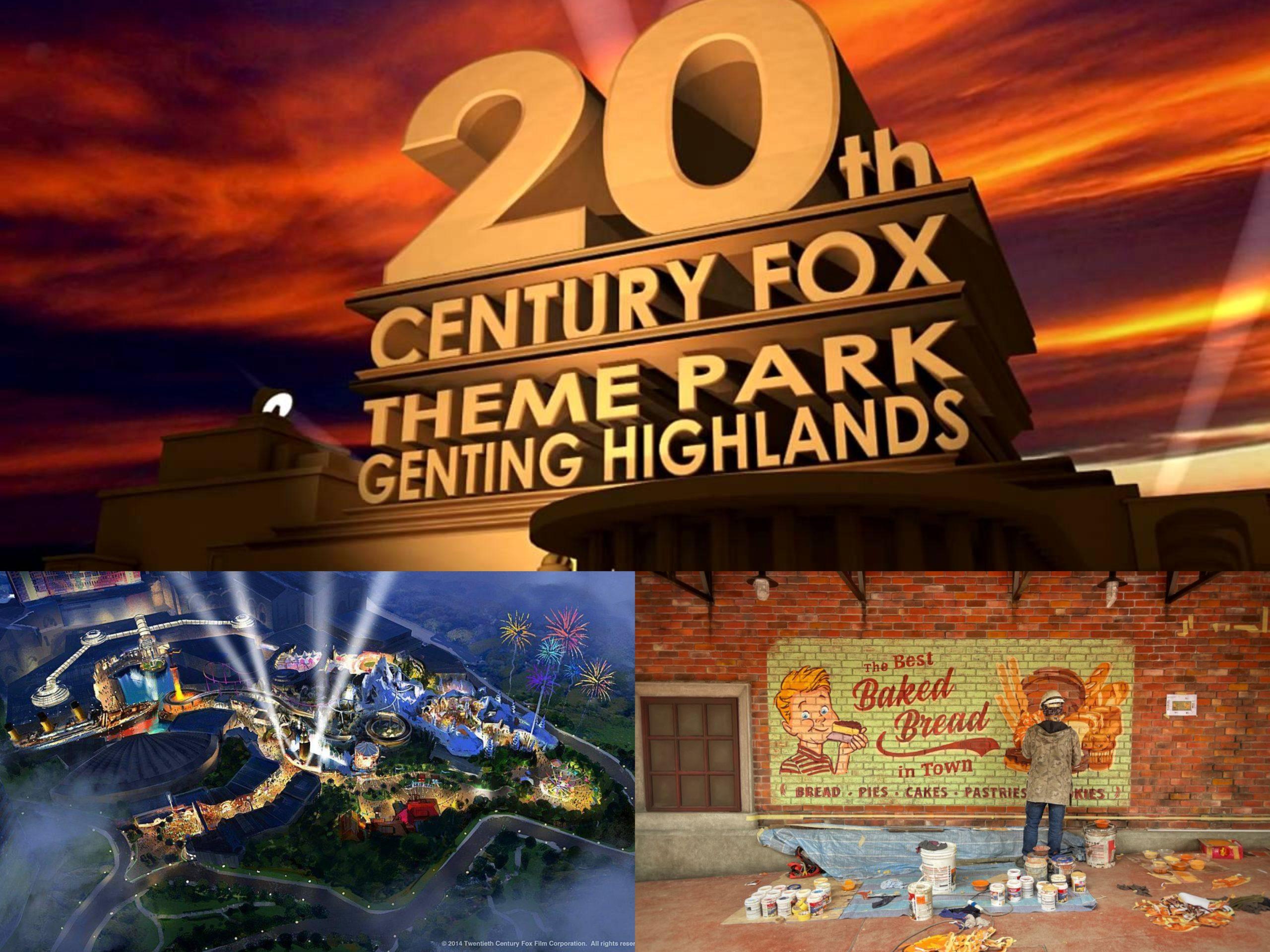 Apa Cerita Genting Highland x 20th Century Fox?