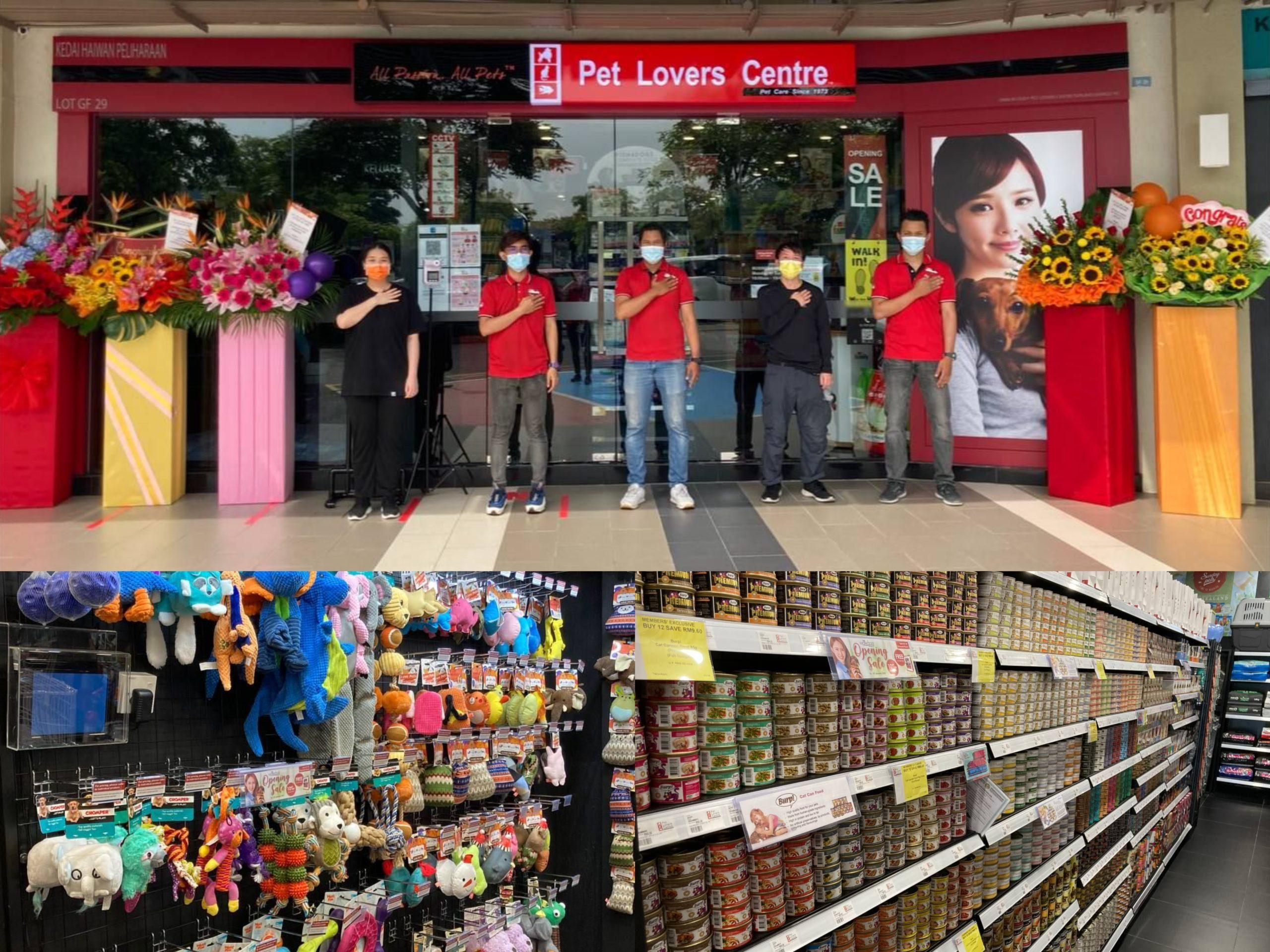 Pet Lovers Centre Buka Kedai Baru Di Desa Park City
