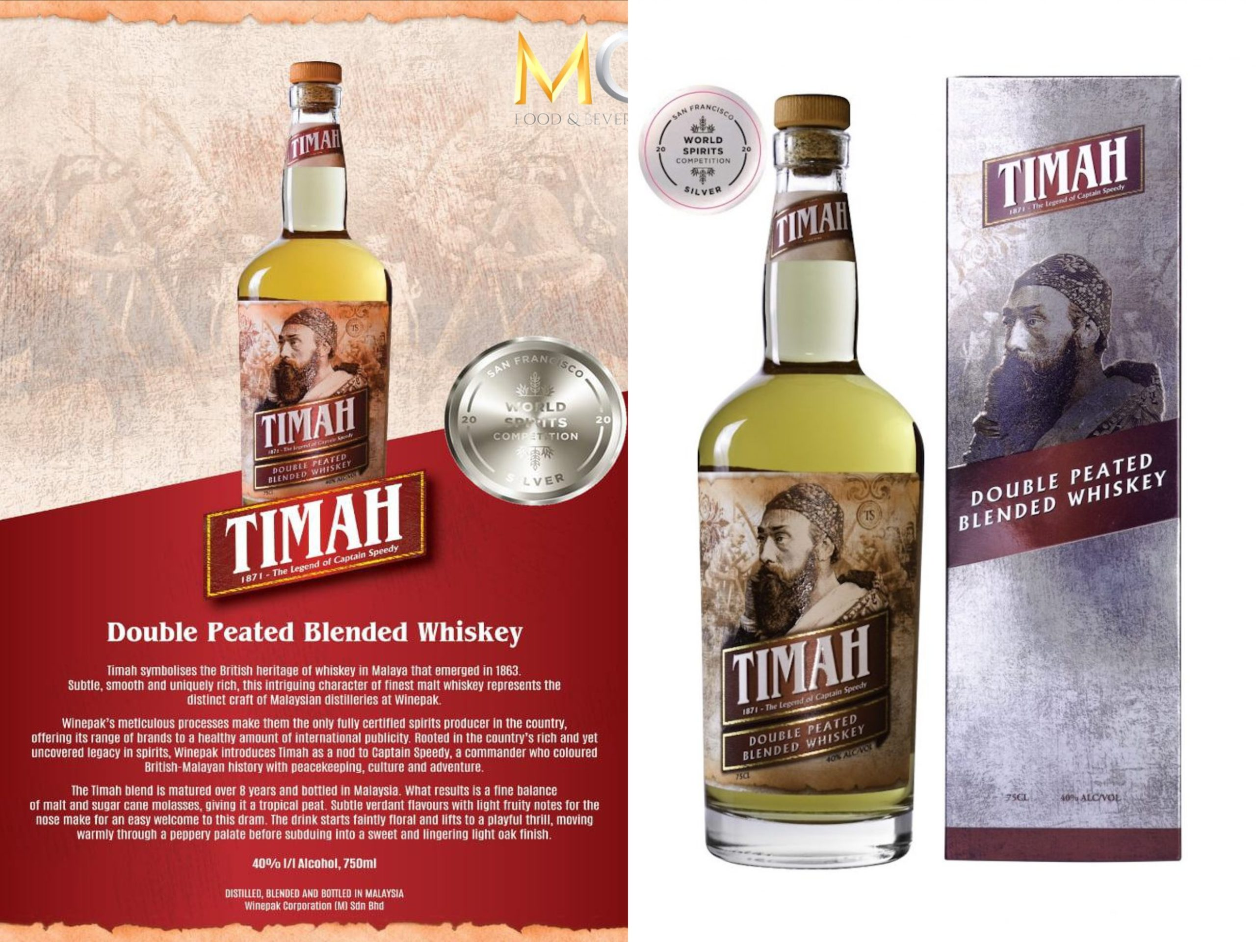 TIMAH Menang Anugerah Dalam Pertandingan Bertaraf Dunia