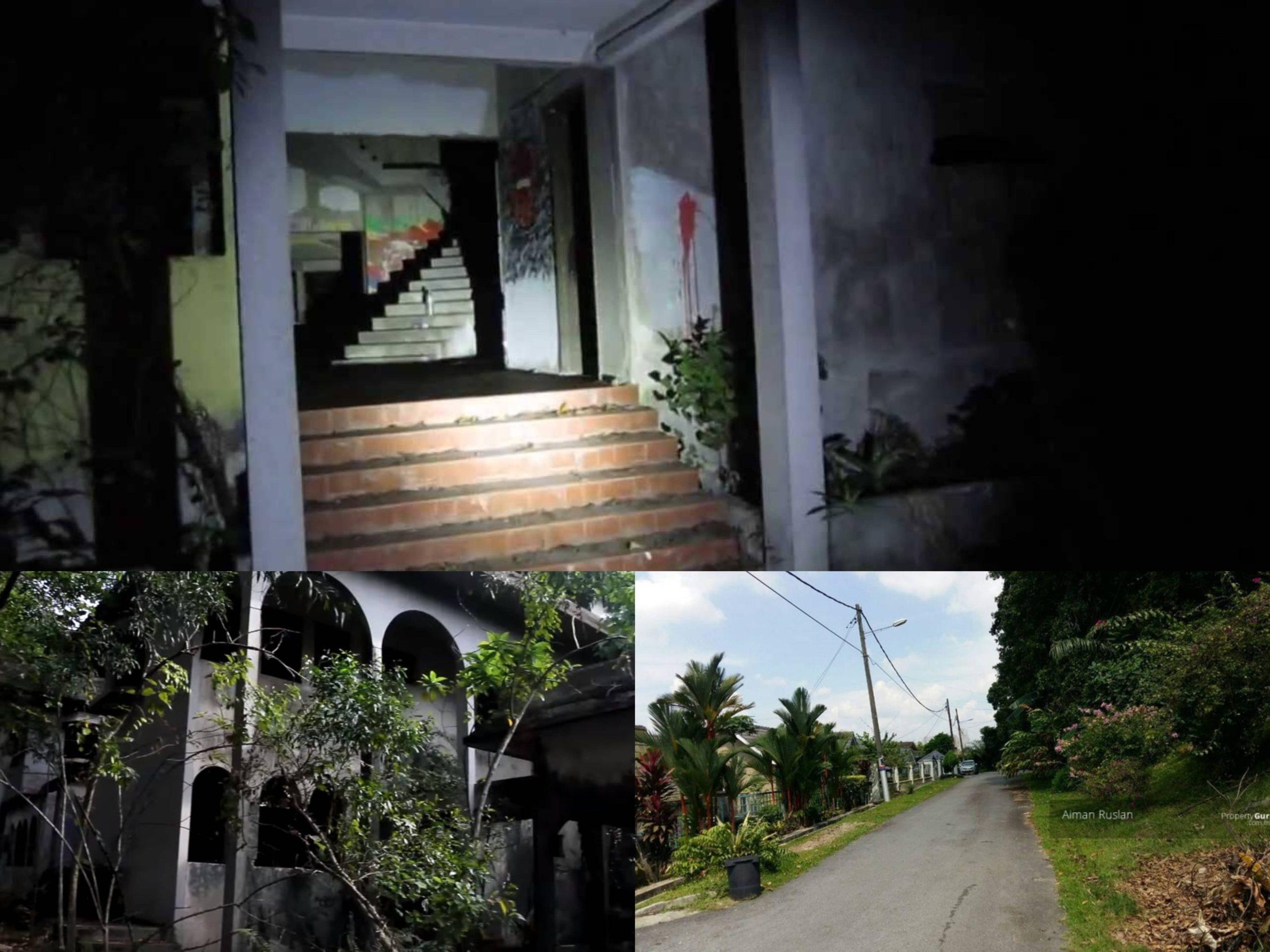 Kisah Seram Banglo Taman Tenaga Puchong