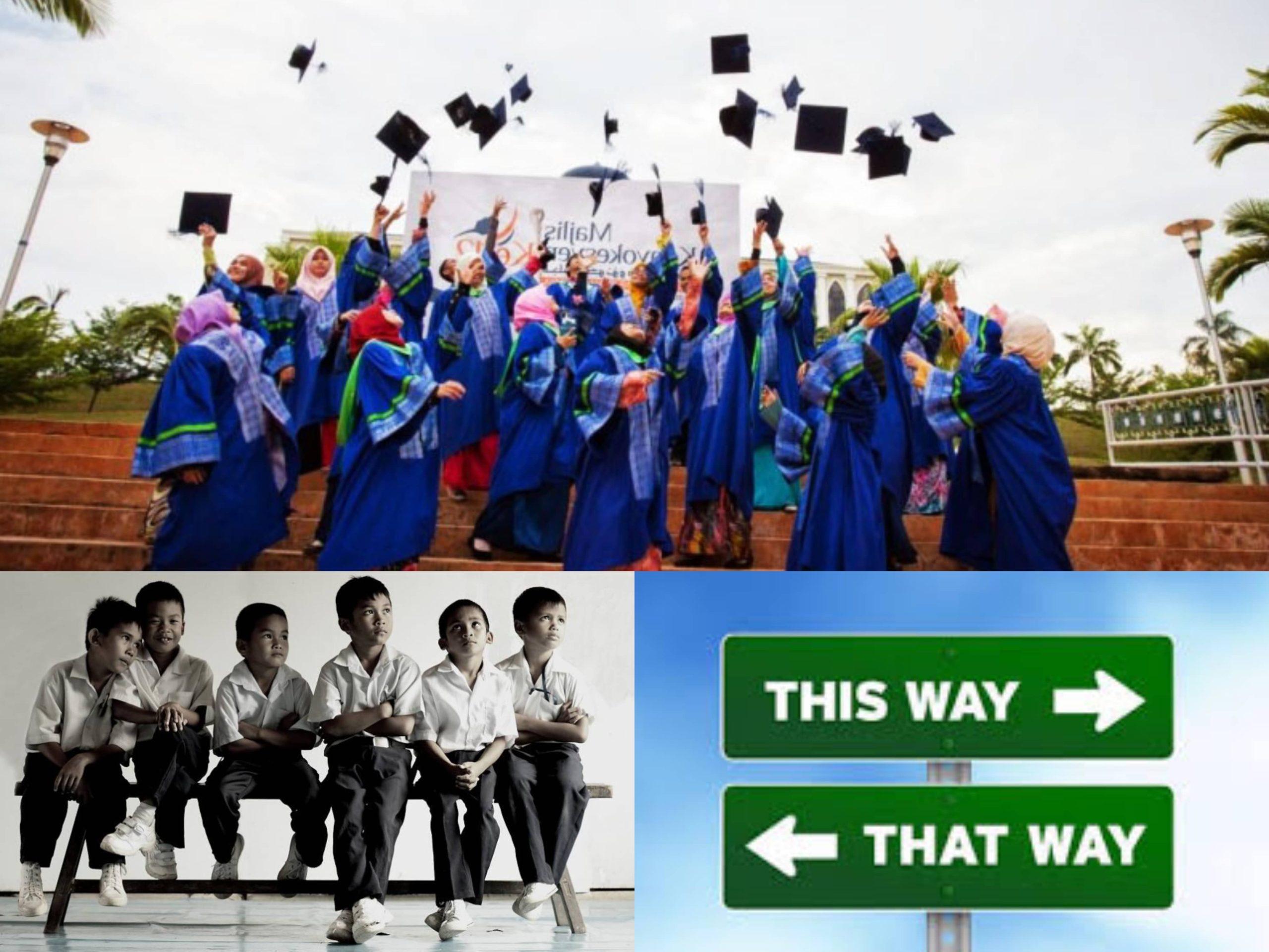 Diploma, Matrikulasi Atau Asasi? Mana Satu Yang Lebih Sesuai