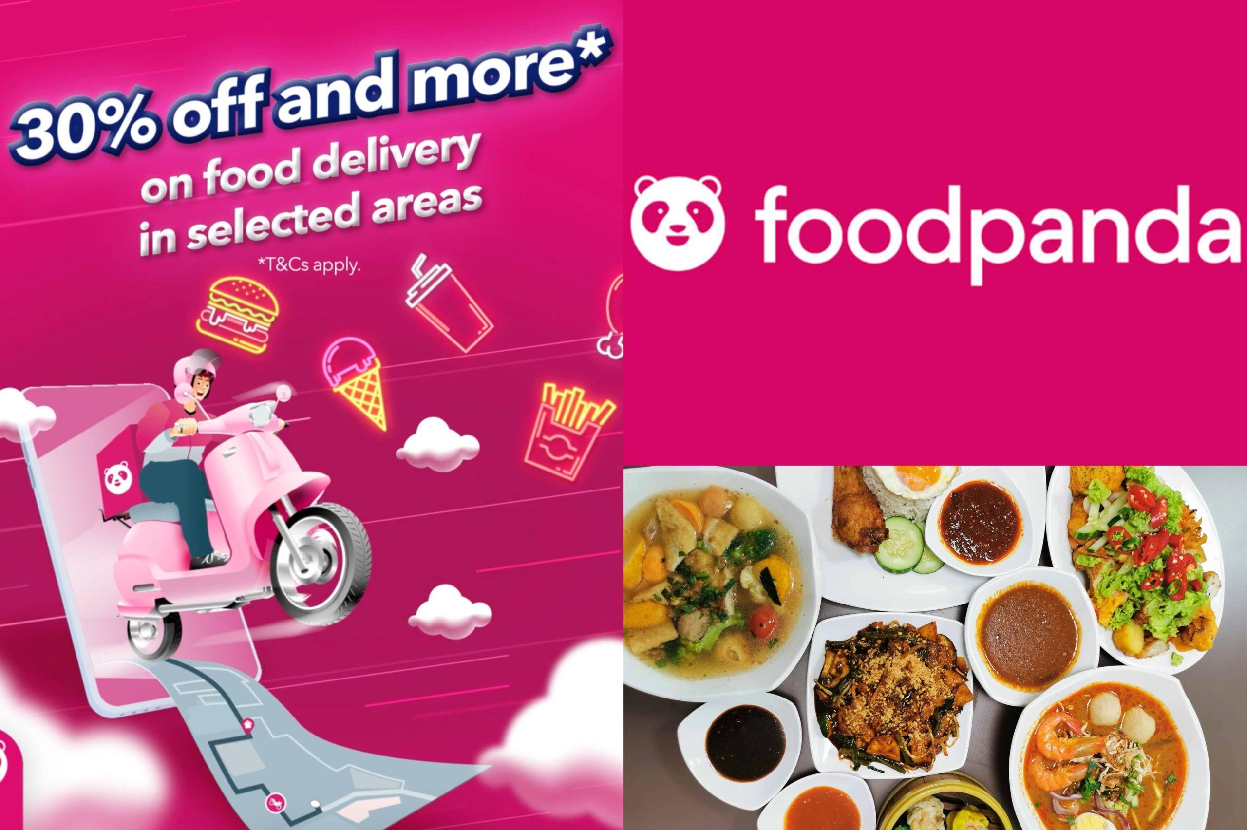 Anda Kaki Makan? Foodpanda JomMakan Promo Menawarkan Diskaun Sebanyak 30% Makanan Dari Lebih 13,600 Restoran