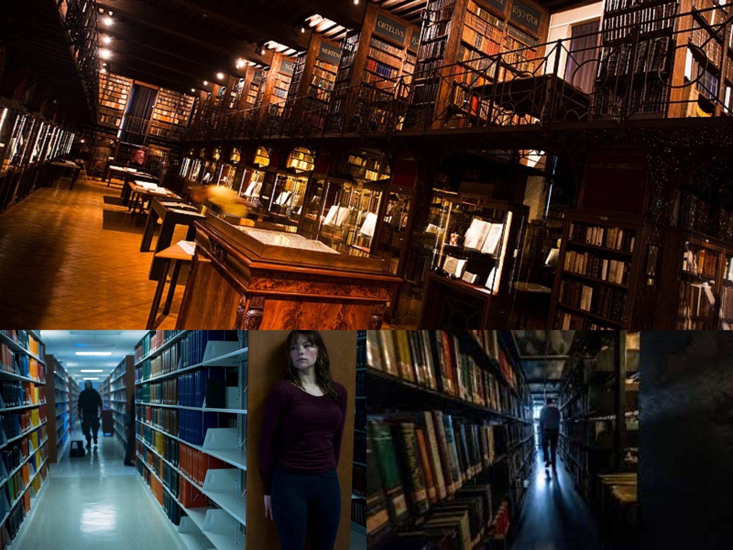 Kisah Benar Hantu Perpustakaan