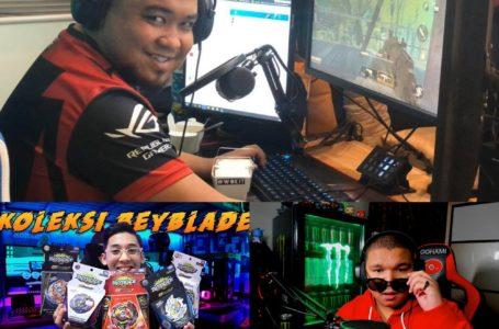 10 Gamer Atau Streamer Yang Terkenal Di Malaysia!