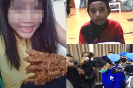 Wanita Hantar Sate Beracun Dekat Ex-BF, Tapi Anak 'Food Rider' Yang Makan & Maut!