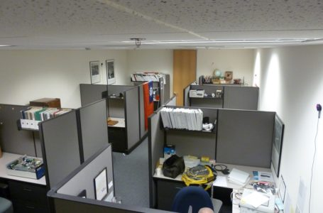 Kisah Angker Di Office Sendiri