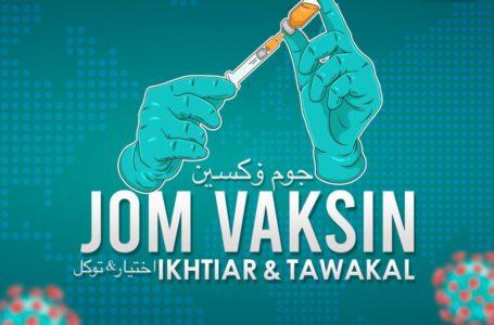 TV AlHijrah Melancarkan Inisiatif Baru Kempen Jom Vaksin Untuk Menggalakkan Rakyat Hadiri Sesi Vaksinasi