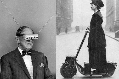 Nampak Pelik Kan?? 5 Konsep Teknologi Dulu Yang Telah Berjaya Dicipta!