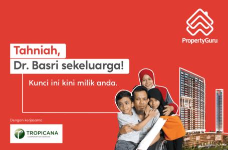 Ilmuwan OKU Terima Hadiah Rumah Percuma Dari PropertyGuru Dibantu Lebih 130,000 Rakyat Malaysia