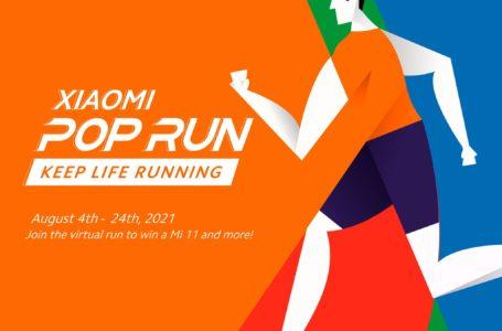 Untuk Pertama Kali Di Malaysia! Jom Sertai Xiaomi Global Virtual Poprun!