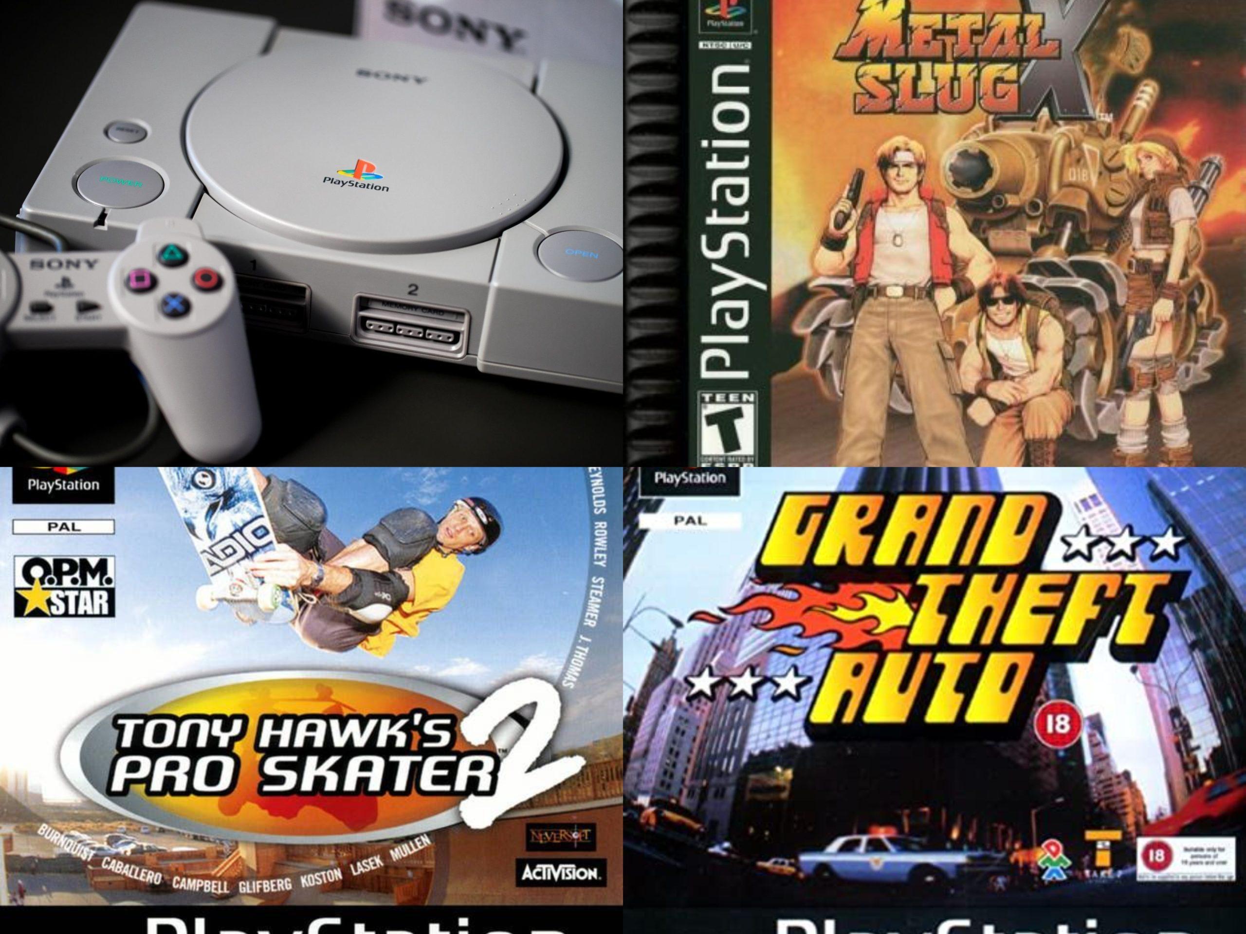 5 Game 'Playstation 1' Yang Mengundang Nostalgia Di Waktu Zaman Kegemilangannya!