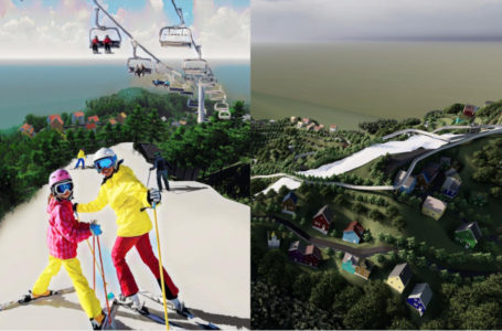 Cameron Highlands Akan Buka Taman Tema Berkonsepkan Lapangan Ski Pada 2023!